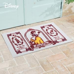 玄関マット Disney ディズニー白雪姫 60×90cm|kobelongtail