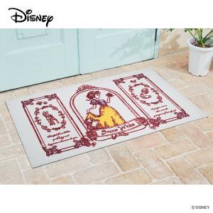 玄関マット Disney ディズニー白雪姫 75×120cm|kobelongtail