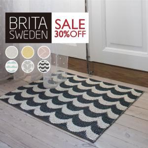 BRITA プラスチックラグ 70cm×50cm|kobelongtail