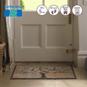 玄関マット Turtle Mat (タートルマット) DH Orchard 60×85cm|kobelongtail