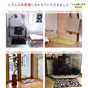 玄関マット 屋内用 SOU・SOU 45×75cm|kobelongtail|10