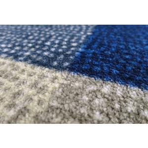 玄関マット 屋外 室内 洗える 滑り止め wash+dry Lanas 75×120cm|kobelongtail|03