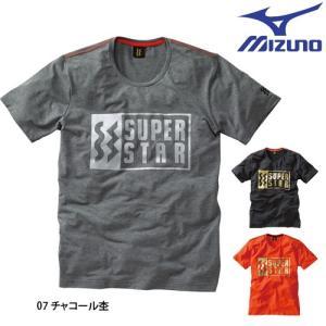 ミズノ(mizuno) スーパースター 半袖Tシャツ K2JA4711