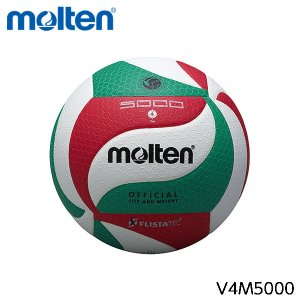 モルテン(molten) フリスタテックバレーボール 4号検定球 V4M5000