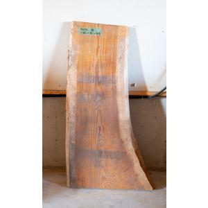 【板材】【1点もの】杉材 無垢板 長さ1180mm 厚み45mm 幅410mm 1枚 荒削り 耳付き|kobikiya