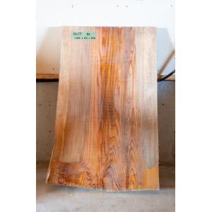 【板材】【1点もの】杉材 無垢板 長さ1000mm 厚み46mm 幅600mm 1枚 荒削り 耳付き|kobikiya