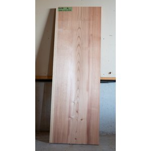 【板材】【1点もの】杉材 無垢板 節有り 長さ1500mm 厚み42mm 幅510mm 1枚 荒削り|kobikiya