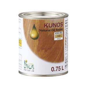 【自然健康塗料】リボス クノスクリア 0.75L(244-002-0.75)|kobikiya