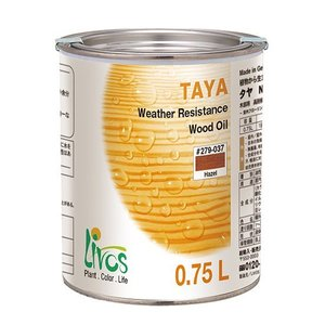 【自然健康塗料】リボス タヤ 0.75L(279-0.75)|kobikiya