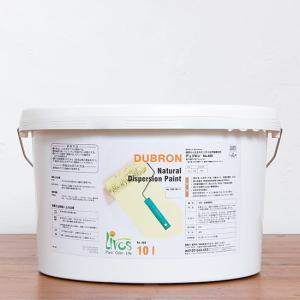 【自然健康塗料】リボス デュブロン カラー 10L(400-10)|kobikiya