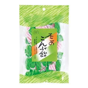 不二の純こんぶ飴 100g|kobucha-fuji
