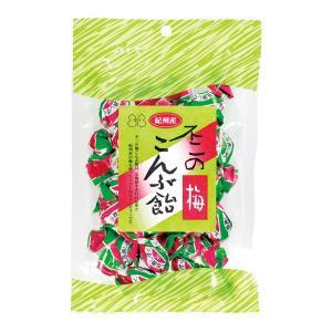 不二の梅こんぶ飴 85g|kobucha-fuji