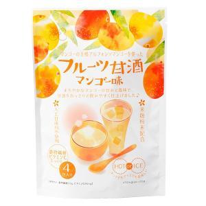 フルーツ甘酒 マンゴー味|kobucha-fuji