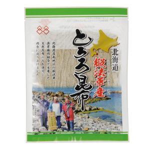 北海道椴法華産とろろ昆布25g kobucha-fuji