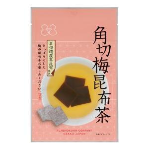 角切梅昆布茶 kobucha-fuji