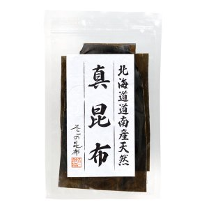 天然真昆布 38g kobucha-fuji