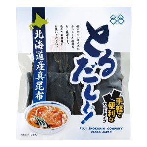 とるだし〜!真昆布 30g kobucha-fuji