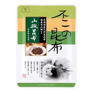 山椒昆布 50g|kobucha-fuji