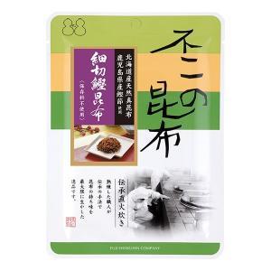 細切鰹昆布 50g|kobucha-fuji