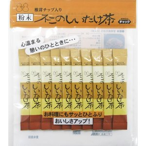 お徳用 不二のしいたけ茶 2g×30包|kobucha-fuji