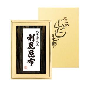 【NR-30】天然利尻昆布|kobucha-fuji