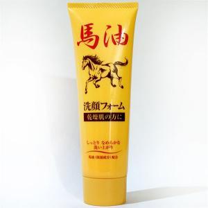 ジュンラブ 馬油洗顔フォーム 120g|kochaya