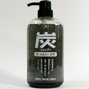 純薬 ジュンラブ MC炭シャンプー 600ml|kochaya