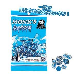 アケラス モンクス アイスバーグキャンディバッグ 24袋 100000074 送料無料 同梱不可