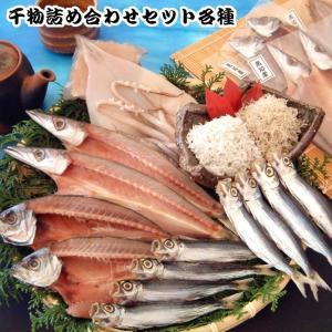 干物詰め合わせセット各種|kochi-bussan