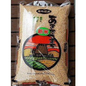 【29年産新米】あきたこまち玄米 5kg 農家より直送 放射...