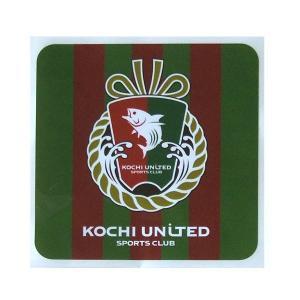 カーサインステッカー 高知ユナイテッドSCオフィシャルグッズ kochi-usc