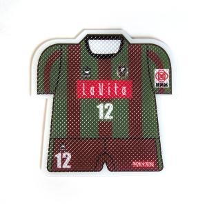 コースター 高知ユナイテッドSCオフィシャルグッズ kochi-usc