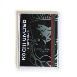 コンパクト折りたたみミラー 高知ユナイテッドSCオフィシャルグッズ kochi-usc