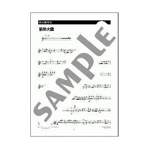 ヤマハ プリント楽譜 バイオリン / 上級 情熱大陸 / 葉加瀬 太郎