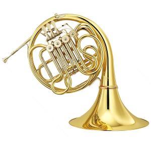 この響きが、ホルンの新しいメインストリーム。高品位設計を随所に採用した、フルダブルホルンの原点。  ...