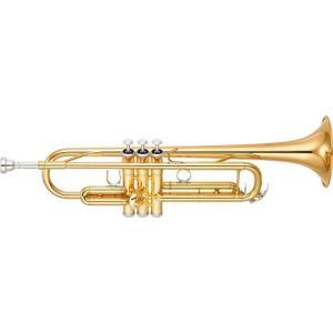 ヤマハ B♭ トランペット YTR-4335GII ゴールドラッカー kochigakki