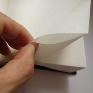 着脱御朱印帳専用追加和紙 土佐和紙50P