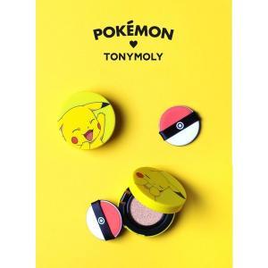 【TONY MOLY】【トニーモリー】ポケモン ピカチュウ ミニカバークッション  SPF50PA+++ 9g【トニモリ】