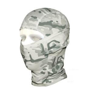 冬季迷彩 ただの目だし帽じゃない 高機能3Wayフェイスマスク