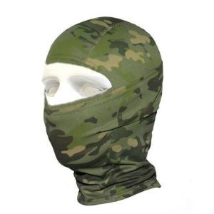 森林迷彩 ただの目だし帽じゃない 高機能3Wayフェイスマスク