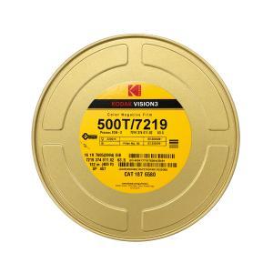 16 mm / 400ft / コダック VISION3 500T カラーネガティブ フィルム 7219 / コア巻き 片目|kodak