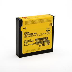 16 mm / 100ft / コダック エクタクローム 100D カラーリバーサル フィルム 7294 / スプール巻き 片目|kodak