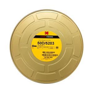 35 mm / 1000ft / コダック VISION3 50D カラーネガティブ フィルム 5203 / コア巻き|kodak