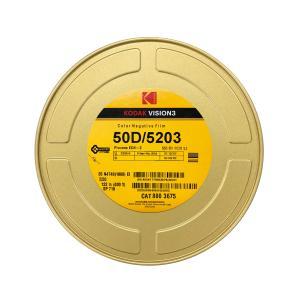 35 mm / 400ft / コダック VISION3 50D カラーネガティブ フィルム 5203 / コア巻き|kodak