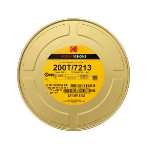 16 mm / 400ft / コダック VISION3 200T カラーネガティブ フィルム 7213 / コア巻き 片目|kodak