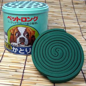 ペット用蚊取り線香 ペットロング 50巻缶入り|kodama-shop
