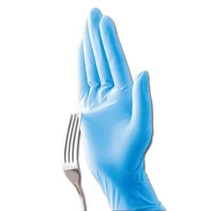 ■材質:合成ゴム(ニトリルゴム) ■内容量:100枚 ■カラー:ブルー ■サイズ:約全長24.5cm...