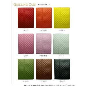 iPad Air ケース  ipad airにも対応!キルティングケース カバー  対応機種:ipad2/3/4/air|kodawari1|05