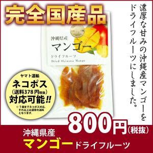 沖縄県産マンゴードライフルーツ 18g|kodawariokinawa