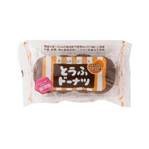 とうふドーナツ ココア4P×12袋セット 直送(送料無料)|こだわり厳選食品館